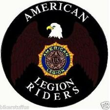 AMERICAN LEGION RIDERS STICKER