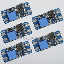 5x MT3608 DC-DC 2V/24V to 5V/9V/12V/28V 2A Step Up Boost Power Supply Module