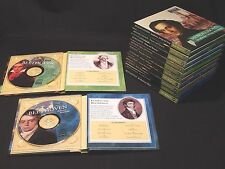 Lot of 12 - The Classic Composers Classical Music CDs - Early Romantic