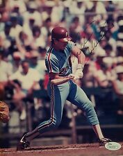 Mike Schmidt signed Phillies 8x10 photo with JSA/COA