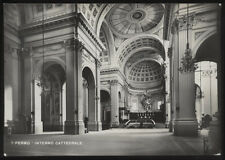 cartolina FERMO interno cattedrale