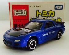 Takara Tomy Tomica Assembly Factory Mazda RX7 - Hot Pick