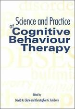 Science and Practice of Cognitive Behaviour Therapy-ExLibrary