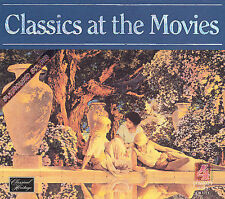 Classics at the Movies [Intersound] by Various Artists (CD, Oct-1994, 4...