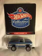 2016 Hot Wheels 16th Nationals Convention 83 Chevy Silverado Truck 4x4 #2 Indy