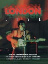 LONDON LIVE - FROM THE       YARDBIRDS TO PINK FLOYD TO   THE SEX PISTOLS    SOF
