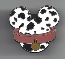 Disney Mickey Mouse Icon Mystery Pouch - 101 Dalmatians Pin