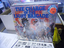 Charge of Light Brigade vinyl LP United Artists Records SEALED