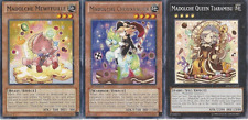 Madolche Budget Deck - Puddingcess Ultra - Tiaramisu - Butlerusk NM - 44 Cards