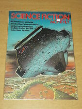 SCIENCE FICTION MONTHLY VOL 2 #9 FN- (5.5) TREASURY NEW ENGLISH LIBRARY