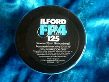 Ilford FP4 Plus B&W 35mm Bulk Film 125 ISO 35mm,expiered, out of date,lomography