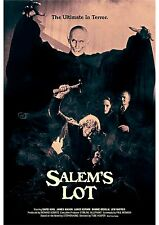 Salem's Lot (2) - David Soul - James Mason - A4 Laminated Mini Poster