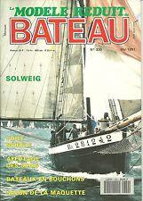 MRB  Le Modèle Réduit de Bateau N° 330   05/1991