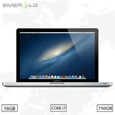 "Apple MacBook Pro 15.4"" High End Core i7 2.6Ghz  16GB 750GB - 1 Year Warranty"