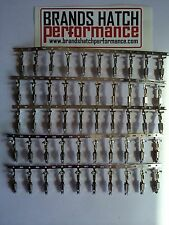 50 x TYCO AMP Junior Power Timer Contacts Loom Connector Terminals Contacts