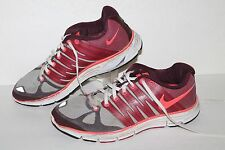 Nike Lunar Elite 2 + Running Shoes, #429783-066, Grey/Burg/Red, Women's US 10