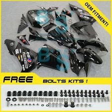 Fairing Bodywork Bolts Screws Set For Kawasaki Ninja ZX10R 04-05 2004-2005 36 N2