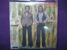 SPLINTER / THE PLACE I LOVE  MINI LP CD NEW SEALED George Harrison,Mel Collins
