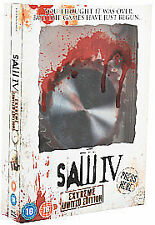 Saw IV - Extreme Limited Edition (DVD), Tobin Bell, Scott Patterson, B. Russell