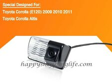 Back Up Camera for Toyota Corolla (E120) 2009 2010 2011 Altis Rear View Camera