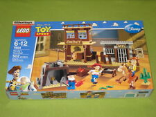 LEGO Disney Pixar Toy Story 7594 Woody's Roundup New
