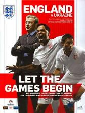 * ENGLAND v UKRAINE- 11th SEPTEMBER 2012 (WORLD CUP QUALIFIER) *