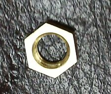 Hand nut for Lanshire electric clock movements