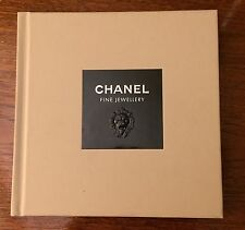 CHANEL HIGH JEWELLERY Fine Jewelry Book Catalogue Haute Joallerie Catalog VGC