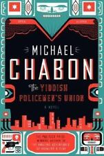 The Yiddish Policemen's Union by Michael Chabon - SIGNED 1st
