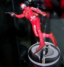 "Acrylic display stand for Cobra 3.75"" scuba diver figures Baroness EEL Frogman"