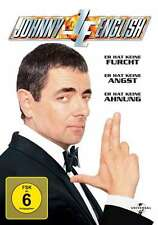 Johnny English - Rowan Atkinson - John Malkovich - DVD - OVP - NEU