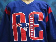 NWT vtg 90s NEW ENGLAND PATRIOTS DREW BLEDSOE JERSEY T-Shirt LARGE nfl football