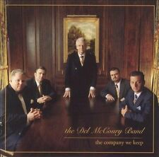 The Company We Keep The Del McCoury Band MUSIC CD