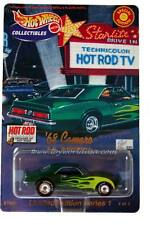 2000 Hot Wheels '68 Camaro Ltd. Ed. Hot Rod 4 Decades of Hot Rods Ser1 4OF4
