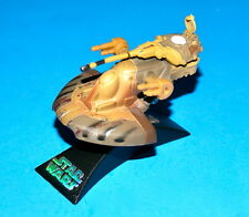 MICRO MACHINES STAR WARS TRADE FEDERATION AAT TAN TITANIUM SERIES