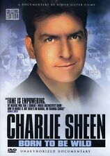 Charlie Sheen: Born to Be Wild DVD Region ALL