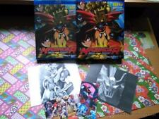 mazinger z edicion impacto dvd box vol 2  3 dvds bluray