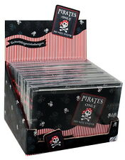 8 Stk. Einladungskarten + 8 Stk. Umschläge Piraten Kindergeburtstag Karten NEU