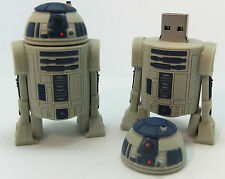 "STAR WARS R2-D2 8GB USB STICK 2.5"" GREAT GIFT FIGURE"