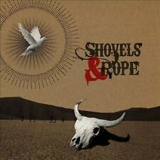 Shovels & Rope by Cary Ann Hearst/Michael Trent *New Vinyl LP*