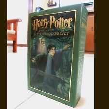 Harry Potter and the Half-blood Prince DELUXE Edition (ISBN 0-439-79132-4)