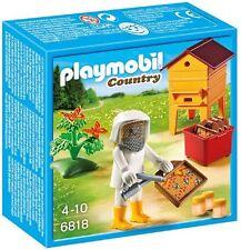 6818 Apicultor playmobil,granja,farm,beekeeper,apiculteur,apicoltore