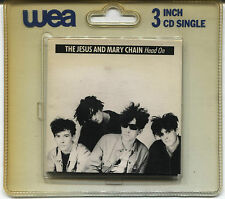 "The Jesus and Mary Chain: Head On (1989) -  German 3"" Mini-Single, original case"