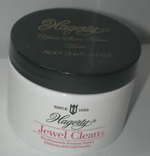New Hagerty JEWEL CLEAN Diamonds Precious Stones Platinum & Gold Jewelry 7 oz.