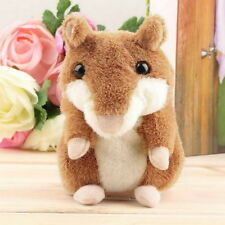 Lovely Talking Hamster Plush Toy Hot Speak Talking Sound Record Hamster Toy UL