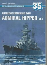 German Heavy Cruisers of the Admiral-Hipper-Class pt. 3 - Aj Press