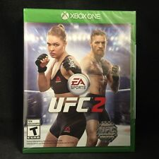 EA Sports UFC 2 (Microsoft Xbox One, 2016) BRAND NEW / Region Free