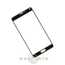 Lens for Samsung Galaxy Note 4 Glass Only Black Glass Screen Cover Protecti