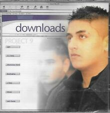 PROJECT 9 - DOWNLOADS - BRAND NEW BHANGRA CD - FREE UK POST