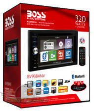 Boss BV9384NV Navigation GPS/Bluetooth/DVD/CD/USB/MP3/Touchscreen New Car Stereo